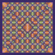 scarf pattern - 193067262