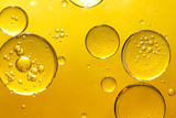 golden yellow bubble oil - 193079073