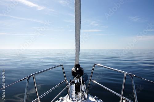 Aluminium Zeilen Sailing