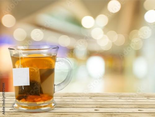 Fototapeta Tea.