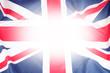 roleta: British flag