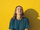 Laughing girl - 193205437