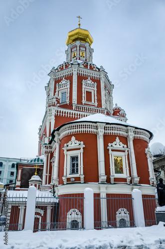 Święto Trzech Króli, Moskwa, Rosja