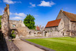 St Augustines Abbey Benedictine monastery remains in Canterbury Kent Southern England UK - 193260089