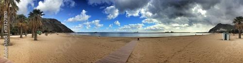 playa teresitas panorama - 193271810