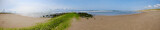 Panorama des Strandes von Schoorl aan Zee/NL - 193277292