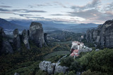 Meteora monasteries in Greece - 193285653