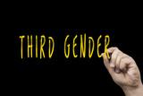 Text third gender - 193300613