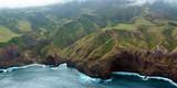 Aerial view of Maui's rocky coastline - 193313417