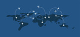 mappa, viaggi, itinerario, itinerari, turismo,  - 193317474