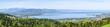 Blick auf die östliche Bodensee-Region