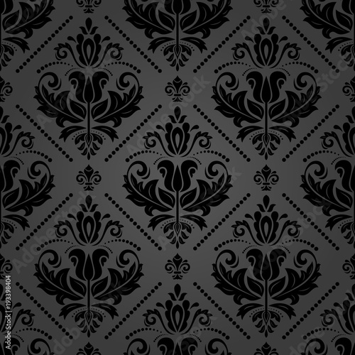 orient-vector-classic-pattern-seamless-abstract-background-with-vintage-elements-orient-dark-background
