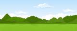 Rural summer landscape - 193411881