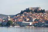 Sibenik, town, Croatia. - 193414687