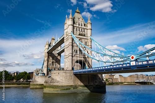 Keuken foto achterwand London London landmark, tower bridge