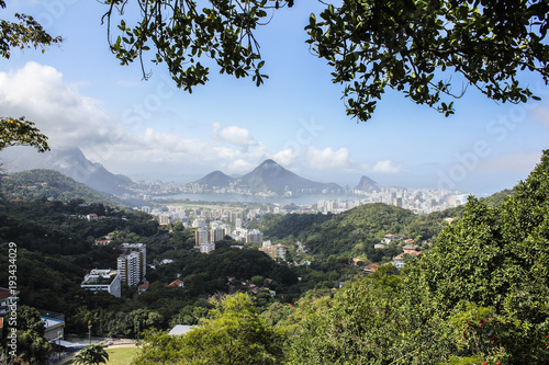 Foto op Aluminium Rio de Janeiro Rio de Janeiro