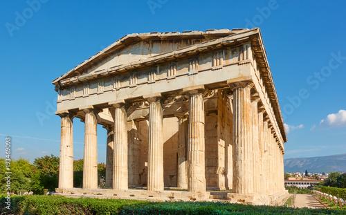Tuinposter Athene Temple of Hephaestus