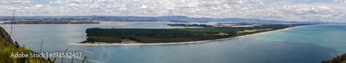 Matakana Island from Mount Maunganui, New Zealand - 193532457