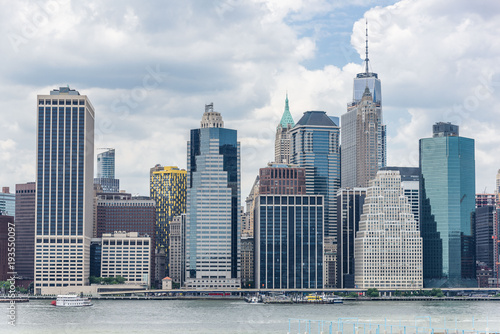 Lower Manhattan from Brooklyn
