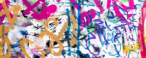 Foto op Canvas Graffiti Graffiti2302c