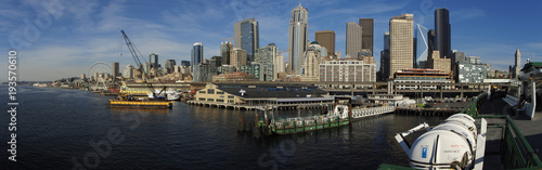 Seattle Harbour View - 193570610