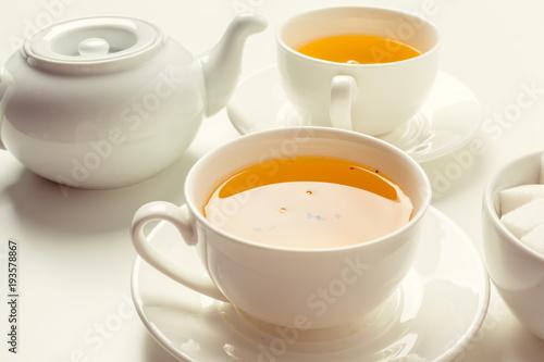 Papiers peints The Tea Time. Tea Background