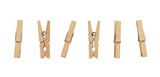 Set of decorative clothespins - 193584696