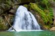 Waterfall in Apuseni, Romania