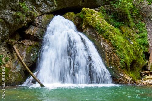 Waterfall in Apuseni, Romania - 193585682