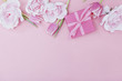 Pink Gift Background - 193596223