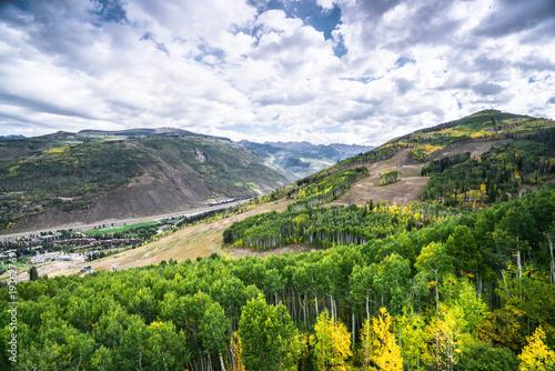 Fotobehang Landschappen Colorado