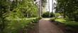 spetchley park gardens worcester worcestershire midlands, england, uk