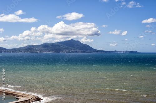 Napels ischia island, italy.