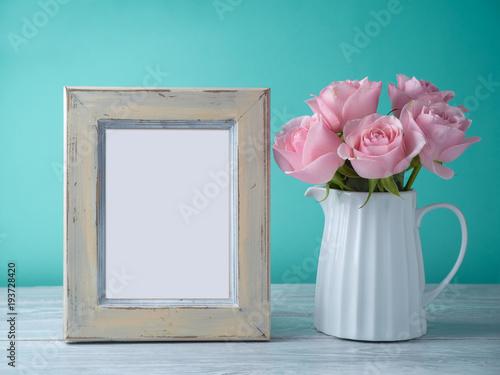 Rose flowers bouquet