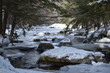 Snowy Brook in Maine