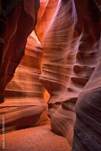 Fotobehang Arizona Antelope Canyon; Arizona
