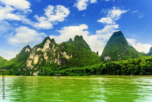 Fotobehang Guilin Landscape landscape