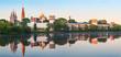 Новодевичий монастырь. Москва. Раннее утро