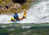 River Rafting in Sand in Taufers, Südtirol - 193790629
