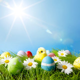 Easter composition - 193816894