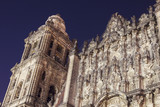Metropolitan Cathedral in Mexico City - 193851495