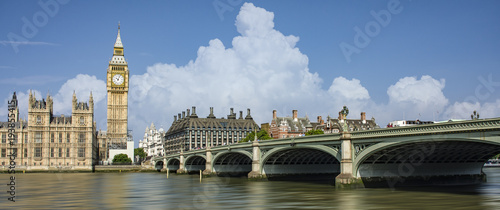 Foto op Canvas Londen Westminster Day