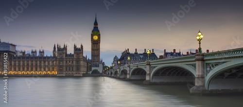 Papiers peints London Westminster Night