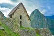 Machu Picchu ancient Inca ruins, UNESCO World Heritage in South America