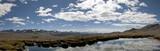 Huascaran Andes Nothern peru Panorama