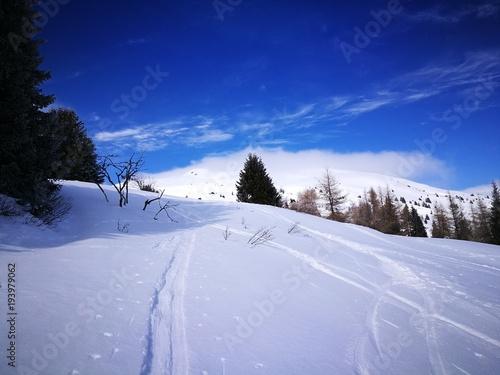 Skitour Leitnerberg