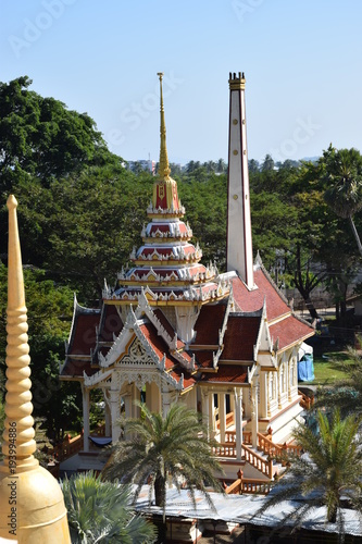 Plexiglas Bangkok phuket thailande