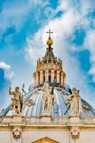 Saint Peter's Basilica in Rome, Italy - 194009211