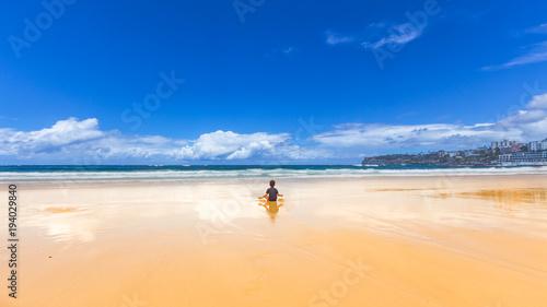 Plaża Bondi w Sydney w Australii