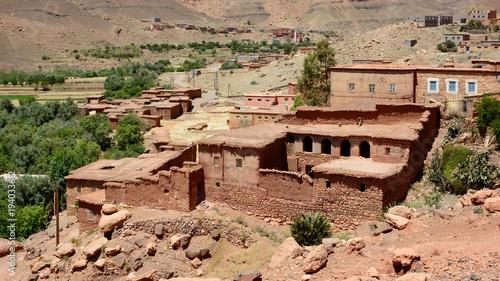 In de dag Marokko landscapes of Morocco
